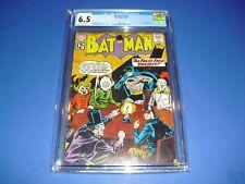 Batman #152 CGC 6.5 w/ OW Pages from 1962! Joker app DC Comics Not CBCS