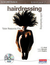 S/NVQ Level 3 Hairdressing (S/NVQ Hairdressing for Levels 1  2 and 3) by Stewar