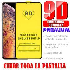 para IPHONE 11 Pro - 11 - X XS - XR Protector pantalla cristal templado FULL 9D
