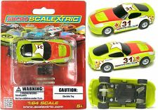 2014 Micro Scalextric Marcus Hogben Racing Gummy Gums GT Slot Car #31 1:64 G2160