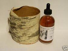 White Birch Bark Extract Tincture 4oz (120ml) Betula  Buy 2 get 1 Free IMMUNITY