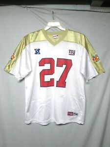 NFL New York Giants Ron Dayne Super Bowl XXXV 35 Jersey size XL