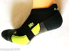 MENS QUALITY KARRIMOR TAB BACK RUNNING TRAINER SOCKS 7/11UK 41/45EU BREATHABLE