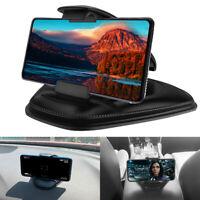 Car Dashboard Mount Stand Mobile Phone Holder Suction Dash Mat Bracket Cradle G9