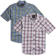 Camisas y polos de hombre blancas color principal azul