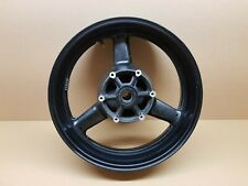 Yamaha XJR1300 Rear wheel , Black , Straight ,Fits 2007 - 2014