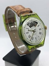Vintage Swatch Automatic SAG100 Gran Via Neu Armbanduhr