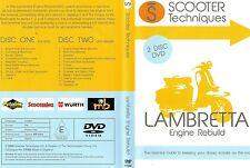 Lambretta Reconstruction Moteur DVD