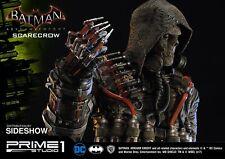 BATMAN: ARKHAM KNIGHT~SCARECROW~STATUE~LE #90 / 800~PRIME 1 STUDIO~SIDESHOW~MIB