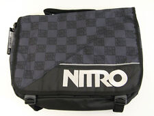 "Nitro Snowboards Messenger Bag 15"" Notebooktasche EVIDENCE BAG NEU #117"