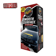 Meguiar`s Lackreiniger Reinigungsknete Smooth Surface Clay Kit G1016EU Set