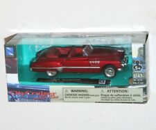 Newray - BUICK ROADMASTER (Red) Model Scale 1:43