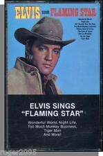 Elvis Presley - Sings Flaming Star - New 1985 Cassette Tape!