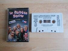 Cassette audio LE BEBETE SHOW L'ALBUM 1990
