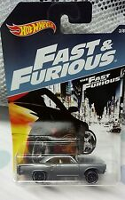 Hot Wheels Fast and the Furious 2017  WALMART Exclusive '70 Plymouth Road Runner