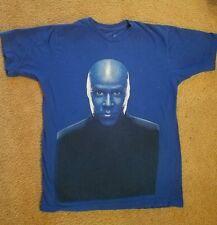 Blue Man Group blue man Men's Large Shirt Fast Shipping