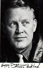 JOSS ACKLAND AUTOGRAPH LETHAL WEAPON HOGFATHER