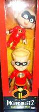 Disney Pixar Incredibles 2 Dolls Dash & Jack-Jack Action Figures New Unopened