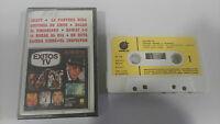 Exitos TV 1976 Cinta Tape Cassette Spanish Edition Kojac Pantera Pink Shaft