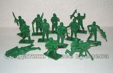 Hing Fat DGN Plastic toy soldiers 1/32 Modern American army set. 12pcs