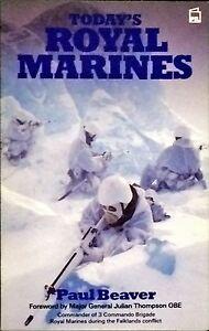 TODAY'S ROYAL MARINES - PAUL BEAVER - PSL, 1988