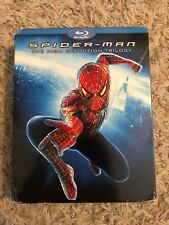 Spider-Man The High Definition Trilogy BLU RAY