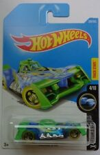2017 Hot Wheels X-RAYCERS 4/10 Voltage Spike 296/365 (Int. Card)