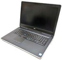 "Dell Precision 7710 17.3"" Laptop Intel i7-6920HQ 2.90GHz No RAM/HDD/OS CNVKZF2"