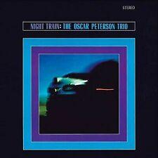 Oscar Peterson - Nigh Train Vinyl Audiophile Bonus Track Ltd Ed 180 Gra
