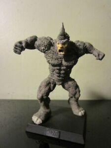 The Classic Marvel Figurine Collection Special - Spider-Man Rhino~