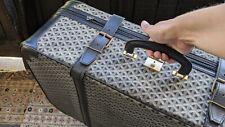 Goyard, valise, luggage
