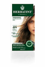Herbatint Herbal Ammonia Hair Colour 150ml Dark Blonde 6n