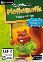 Grundschule Mathematik - PC Game - *NEU*