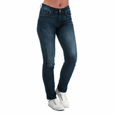Womens Diesel Sandy Straight Jeans In Denim