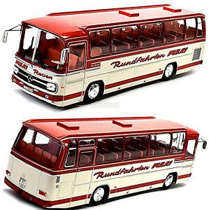 Mercedes-Benz O302-10R Bus Germany 1972 Omnibus 1:43 Ixo-Atlas