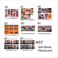 Kpop NCT U Dream NCT127 Album Photo Cards TEN WINWIN TAEYONG Autograph Photocard