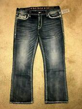 7a22ba1bbd Rock Revival Rana Easy Boot EP9545E200S Denim Women Jeans Size 34