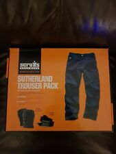 Scruffs Sutherland Trouser Pack W36 leg 31