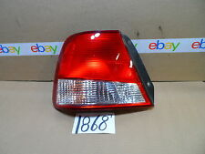 03 04 05 06 Accent 4 Door Sedan DRIVER Side Tail Light Used Rear Lamp #1868-T