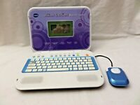 Vtech Brilliant Creation Beginner Laptop Educational Toy Computer With Mouse