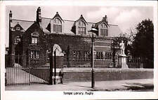 Rugby. Temple Library in Castle Series # 666.