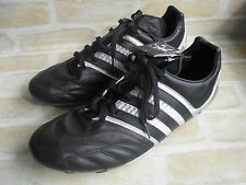 ADIDAS FOOTBALL / SOCCER LEATHER UPPER. MENS TRAINER / SHOES. US SIZE 13