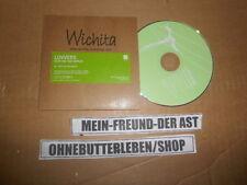 CD Pop Lovvers - OCD Go Go Girls (1 Song) Promo WICHITA