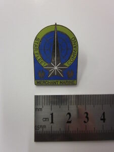 Star Trek Starfleet Command Merchant Marines Branch Insigna Pin Badge STPIN71