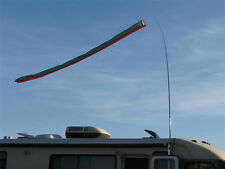 5 meter (15 foot) aviation multicolor windsock PPG Paragliding paraglider 7 mph