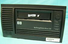 HP STORAGEWORKS ULT230E TD LTO ULTRIUM Q1517A TAPE B-UP