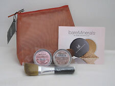 BARE ESCENTUALS bare Minerals * BLUSH & BOOST * Applause Pink Petal w/ Brush $60