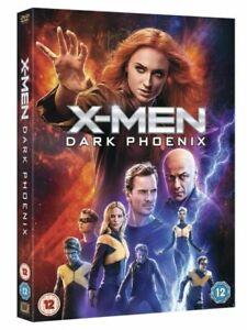 X-Men: Dark Phoenix (DVD, 2019)