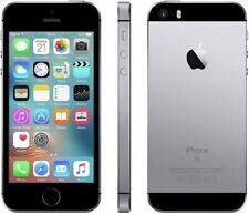 Apple iPhone SE MP822B/A 4G teléfono inteligente 32GB desbloqueado Sim Gratis * Gris Espacio * B