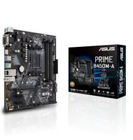 ASUS B450 AMD Ryzen 2 Micro ATX Gaming Motherboard AM4 DDR4 (Prime B450M-A/CSM)